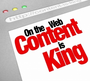 Content is King for On-Page SEO